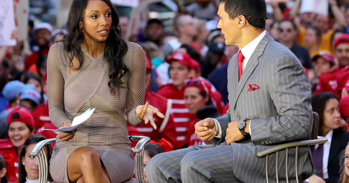 Former Georgia star Maria Taylor joins NBC, will cover Olympics, NFL after ESPN departure